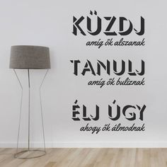 Qoutes, Life Quotes, Words Of Comfort, Dream Life, Never Give Up, Wall Stickers, Diy And Crafts, Motivational Quotes, Lily