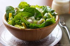How to make fat-free salad dressing