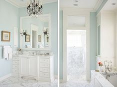 """Three smaller vanity pieces instead of one long one -- probably cheaper, plus you have more options. My 18"""" x 60"""" was hard to find and expensive."""