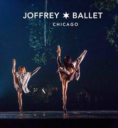 The Joffrey Ballet   Midsummer Night's Dream   Photo of Valeriia Chaykina and Victoria Jaiani by Cheryl Mann