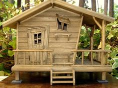 Shed Plans - Album - Cabane des bois sur pilotis - Cabanenbois - Now You Can Build ANY Shed In A Weekend Even If You've Zero Woodworking Experience!