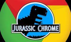Jurassic Chrome - Googles Hidden Dinosaur Game