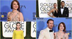 A Glamorous Lifestyle : #GoldenGlobes 2017: le star e i look sul red carpe...