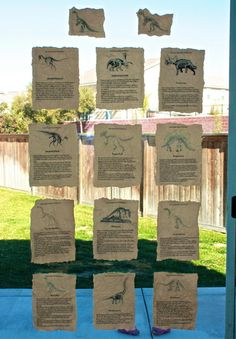 """Photo 1 of 26: Dinosaurs / Birthday """"Dino Party"""" 