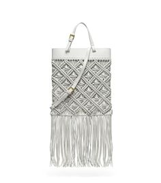 There's a crochet piece to suit every occasion this summer: the bag.