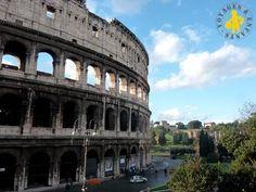 Colisée Rome en famille