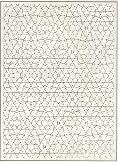 BOU 024 : Les éléments de l'art arabe, Joules Bourgoin | Pattern in Islamic Art