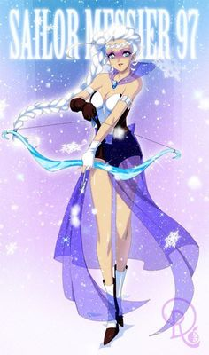Sailor Messier 97 by HatterRose on DeviantArt Sailor Moon Girls, Sailor Moon Fan Art, Sailor Moon Character, Sailor Moon Crystal, Sailor Venus, Sailor Moon Wands, Sailer Moon, Sailor Moon Wallpaper, Sailor Princess