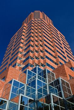KOIN Center in Portland, Oregon by Lee Rentz, via Flickr