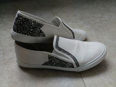 zentagle,doodling, shoe