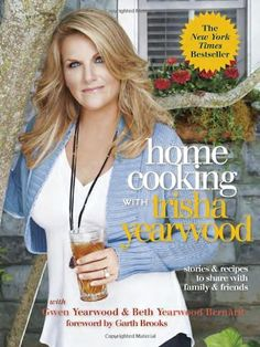 Home Cooking with Trisha Yearwood: Stories and Recipes to Share with Family and Friends by Trisha Yearwood http://www.amazon.com/dp/0804139423/ref=cm_sw_r_pi_dp_HqiMtb03RCPJ352S