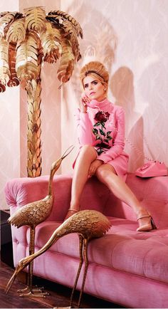 Paloma Faith, Telegraph UK, Photo: Kate Peters