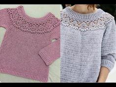 Fabulous Crochet a Little Black Crochet Dress Ideas. Georgeous Crochet a Little Black Crochet Dress Ideas. Crochet Bolero, Cardigan Au Crochet, Pull Crochet, Mode Crochet, Crochet Jacket, Crochet Cardigan, Crochet Stitches, Knit Crochet, Crochet Bodycon Dresses