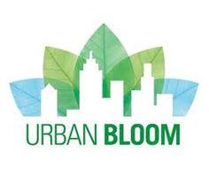 Urban Bloom helps create sustainable cities by conducting training on green job opportunities. City Branding, Logo Branding, Branding Design, Sk Logo, Logo Region, Logo Inspiration, Skyline Logo, Malbaie, Web Design