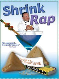 Psychiatry, Martini, Rap, Film, Movie, Film Stock, Wraps, Cinema, Martinis