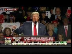 "TRUMP: ""I Never Thought I'd Be Saying Thank You to Anthony Weiner, Thank..."