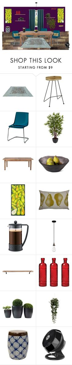 """""""pair"""" by jaylanjay ❤ liked on Polyvore featuring interior, interiors, interior design, home, home decor, interior decorating, Christopher Knight Home, Home Decorators Collection, Tina Frey Designs and NOVICA"""
