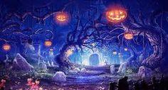 spooky halloween scene - Google Search
