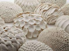 Irish ceramic artist Laura McNamara.: