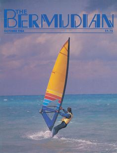 Bermudian magazine cover October 1984