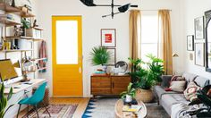 10 Small Living Room Design Ideas, Even If…