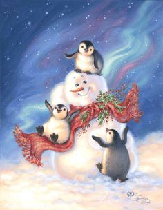 Snowman! ~ Blizzard Buddies.