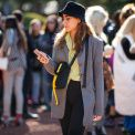 Co se nosilo během týdne módy v Tbilisi Polo, Street Style, Dresses, Fashion, Vestidos, Moda, Polos, Urban Taste, Fashion Styles