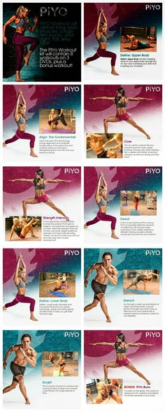 You get all of this when you order PiYo! Only Available from a Beachbody Coach. http://getfitwithjen.automaticceo.com