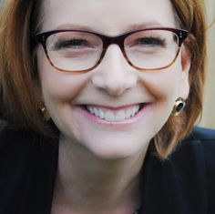 How is valentines day related to Julia Gillard?