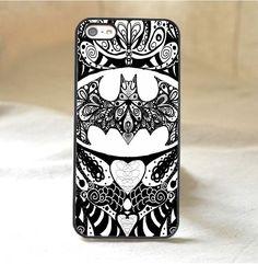 Abstract Batman Phone Case