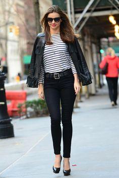 Miranda Kerr Street Style pictures   Miranda Kerr fashion   Harper's Bazaar