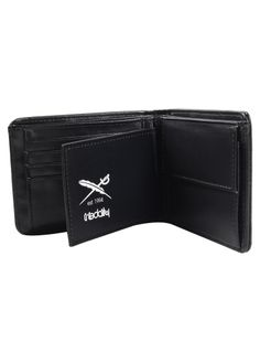 Party Flag Wallet [black] // IRIEDAILY FALL WINTER 2015 COLLECTION – WE CAN BE HEROES. // OUT NOW: http://www.iriedaily.de/
