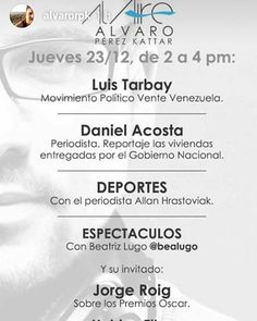 #HoyEnLaIsla Al Aire con @alvarorpk en unos minutos por #Exitos 99.7 fm