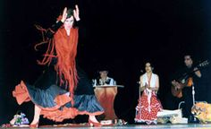 Spanish Folk Dance