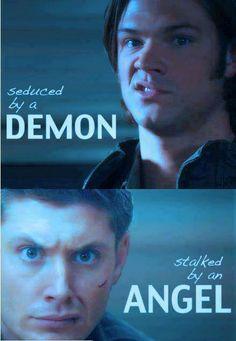 Supernatural problems