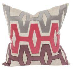 embellished pillows   V Rugs & Home   Miami, Florida #madeinamerica #madeinusa