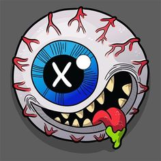 The smash hit game! Control your cell and eat other players to grow larger! Play with millions of players around the world and try to become the biggest cell of all! Graffiti Cartoons, Graffiti Characters, Graffiti Drawing, Graffiti Art, Arte Zombie, Posca Art, Stoner Art, Dope Art, Skull Art