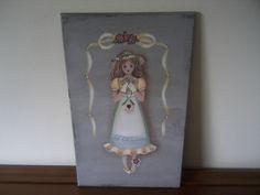 dipinto in acrilico preso da un progetto dell'artista Ilenia Chiodini