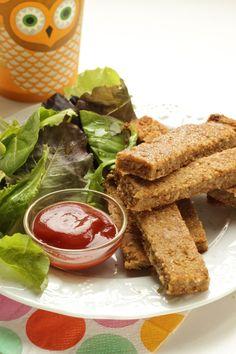 Bastoncini di lenticchie, mai state così buone :)