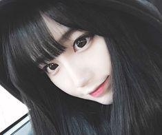 23 Ideas Hair Styles Korean Ulzzang For 2019 Ulzzang Korean Girl, Cute Korean Girl, Asian Girl, Korean Beauty, Asian Beauty, Uzzlang Girl, Ulzzang Fashion, Aesthetic Girl, Pretty People