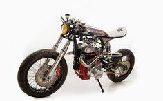 customized cb400 | Custom Honda CB400 Honda CB400 Custom built by Ed Turner Motorcycles ...