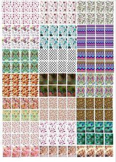 Bildergebnis für cartelas de unha para imprimir