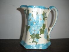 Cash Family Buttermilk Pitcher.