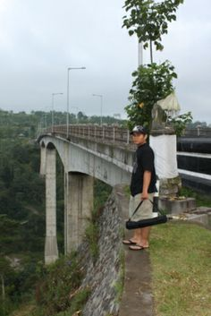 Highest Bridge at Bali