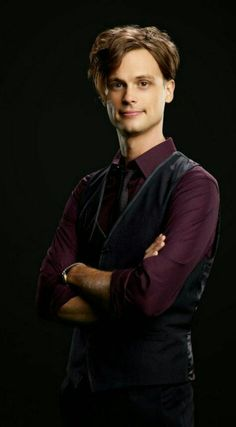Matthew Gray Gubler as Dr. Spencer Reid in Criminal Minds come on you know he's a cutie Dr Spencer Reid, Spencer Reed, Spencer Reid Criminal Minds, Dr Reid, Matthew Gray Gubler, Matthew Grey, Criminal Minds Season 9, Criminal Minds Cast, Derek Morgan