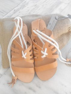 ios - sandal by tsarouchacollection on Etsy