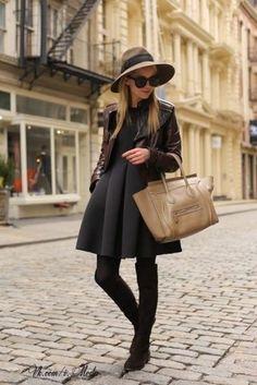 Thats autumn fashion!