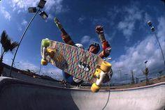 by Lance Smith / Brad Bowman at Del Mar 1978 Skateboard Photos, Skate Photos, Skateboard Art, Old School Skateboards, Vintage Skateboards, Old Scool, Skate And Destroy, Park Around, Favorite Pastime
