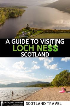 Detailed guide to visiting Loch Ness in Scotland. What to see at Loch Ness, how to get here, the best tours and where to stay! #Scotland #LochNess #UnitedKingdom #Adventure #Travel