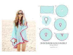PATRON GRATUIT : Idées de couture facile pour l'été Bettinael.Passion.Couture.Made in france